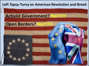 American Revolution & Brexit